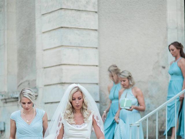 Le mariage de Adrien et Sabine à Sens-Beaujeu, Cher 22