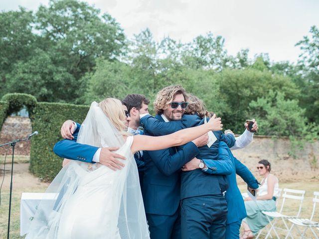 Le mariage de Adrien et Sabine à Sens-Beaujeu, Cher 27