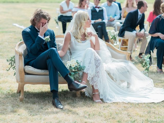 Le mariage de Adrien et Sabine à Sens-Beaujeu, Cher 39
