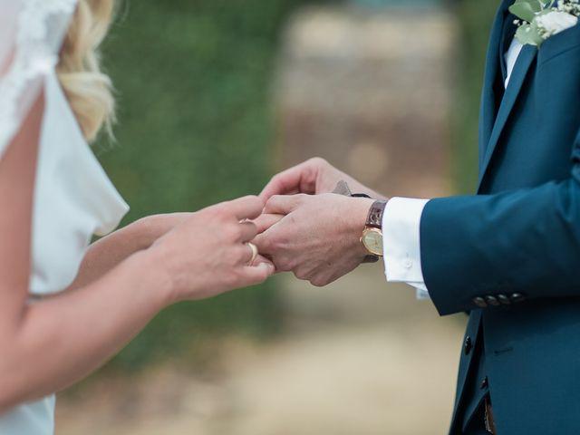 Le mariage de Adrien et Sabine à Sens-Beaujeu, Cher 57