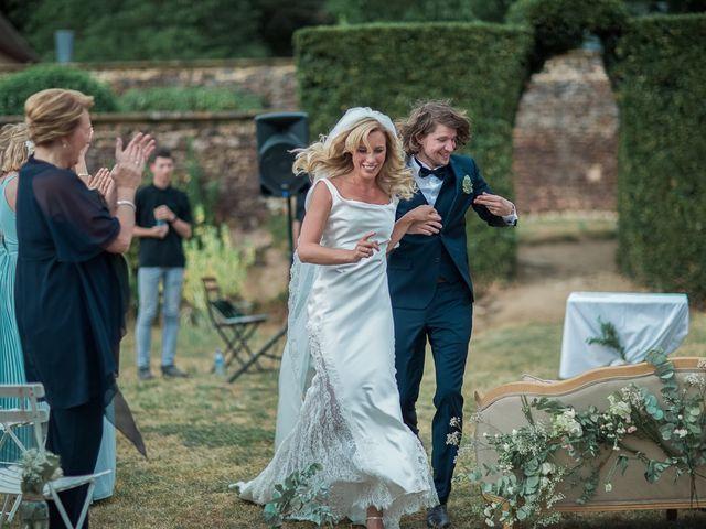 Le mariage de Adrien et Sabine à Sens-Beaujeu, Cher 60