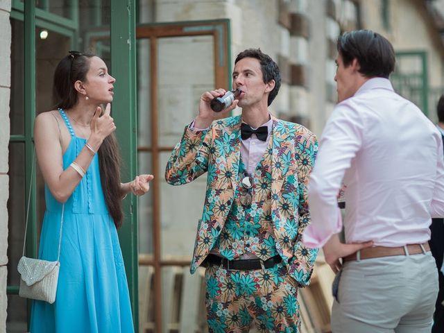 Le mariage de Adrien et Sabine à Sens-Beaujeu, Cher 81