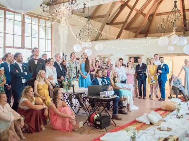 Le mariage de Adrien et Sabine à Sens-Beaujeu, Cher 91