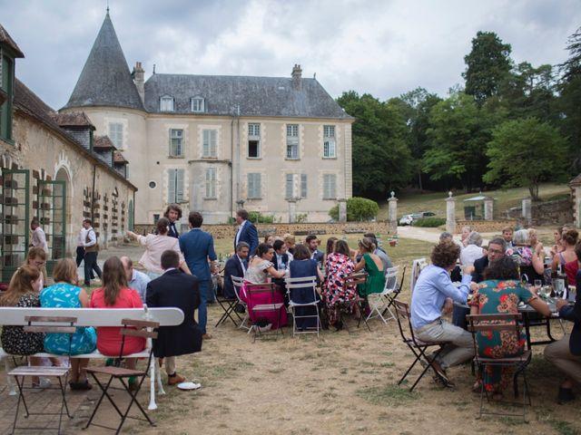 Le mariage de Adrien et Sabine à Sens-Beaujeu, Cher 95