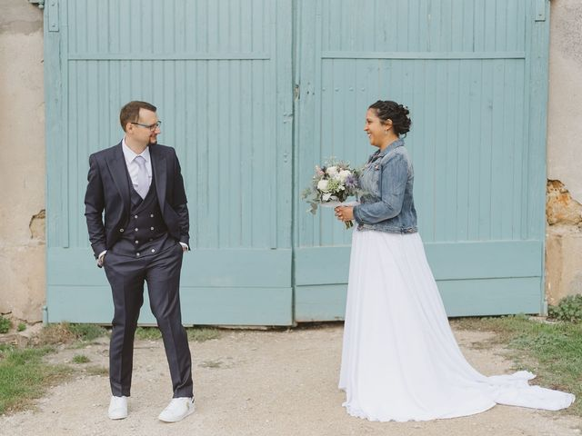 Le mariage de Sébastien et Sabrina à Les Molières, Essonne 11