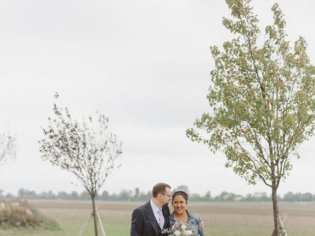 Le mariage de Sébastien et Sabrina à Les Molières, Essonne 13