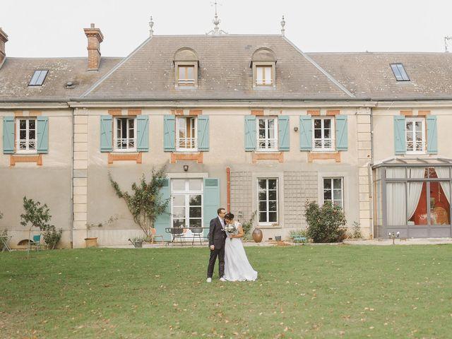 Le mariage de Sébastien et Sabrina à Les Molières, Essonne 15