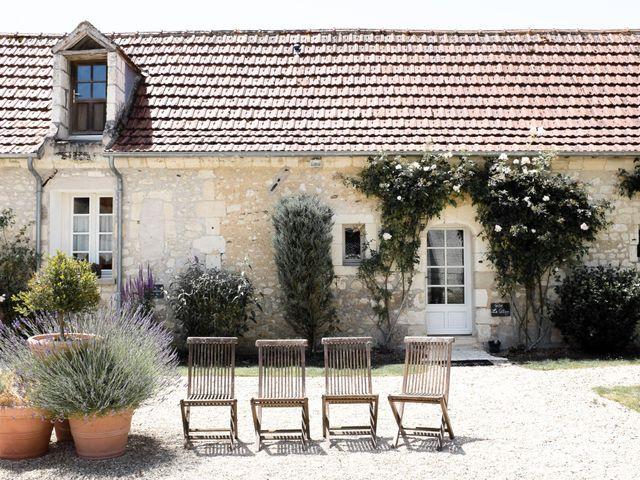 Le mariage de Ludovic et Marion à Loches, Indre-et-Loire 3