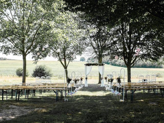 Le mariage de Ludovic et Marion à Loches, Indre-et-Loire 4