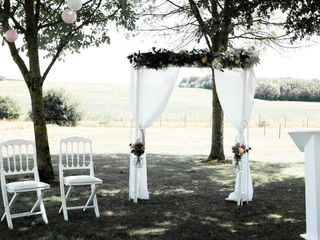 Le mariage de Ludovic et Marion à Loches, Indre-et-Loire 5