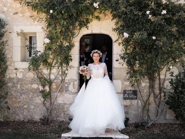 Le mariage de Ludovic et Marion à Loches, Indre-et-Loire 6