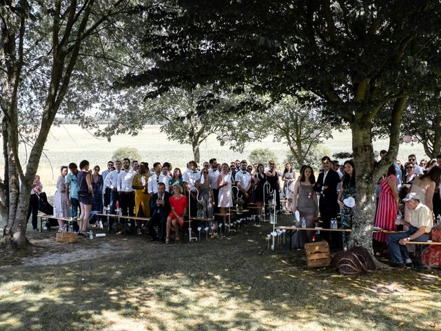 Le mariage de Ludovic et Marion à Loches, Indre-et-Loire 7