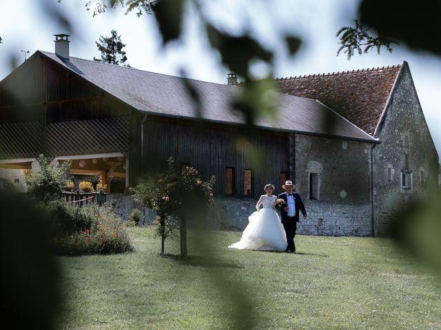 Le mariage de Ludovic et Marion à Loches, Indre-et-Loire 8