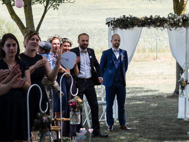 Le mariage de Ludovic et Marion à Loches, Indre-et-Loire 9