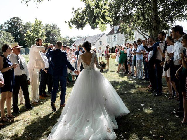 Le mariage de Ludovic et Marion à Loches, Indre-et-Loire 11