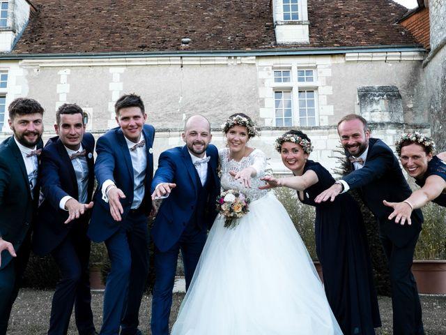 Le mariage de Ludovic et Marion à Loches, Indre-et-Loire 14