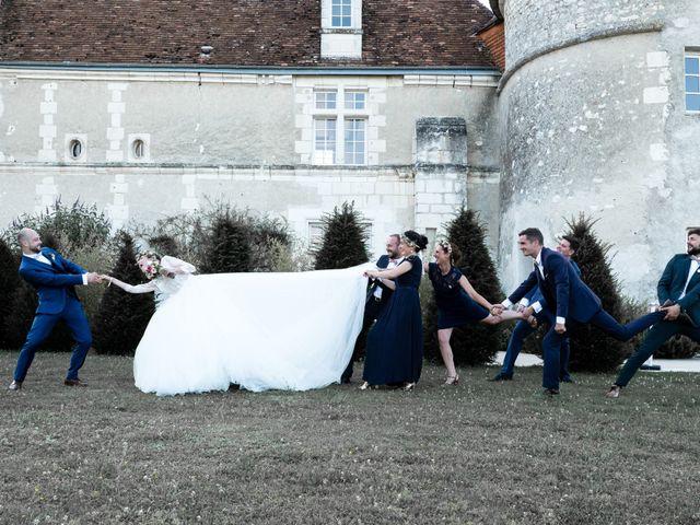 Le mariage de Ludovic et Marion à Loches, Indre-et-Loire 15