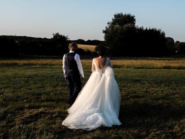 Le mariage de Ludovic et Marion à Loches, Indre-et-Loire 16