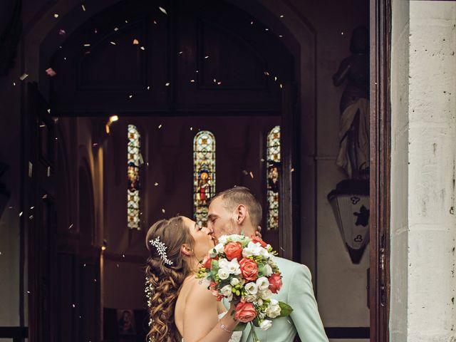 Le mariage de Jeremy  et Lou à Ghissignies, Nord 6