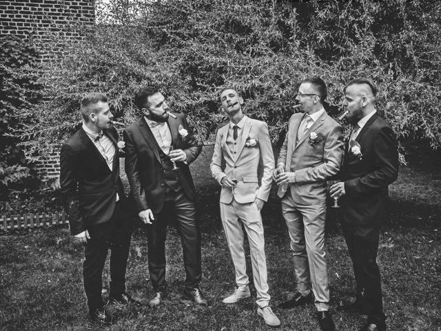 Le mariage de Jeremy  et Lou à Ghissignies, Nord 14