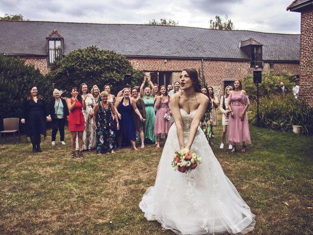 Le mariage de Jeremy  et Lou à Ghissignies, Nord 17