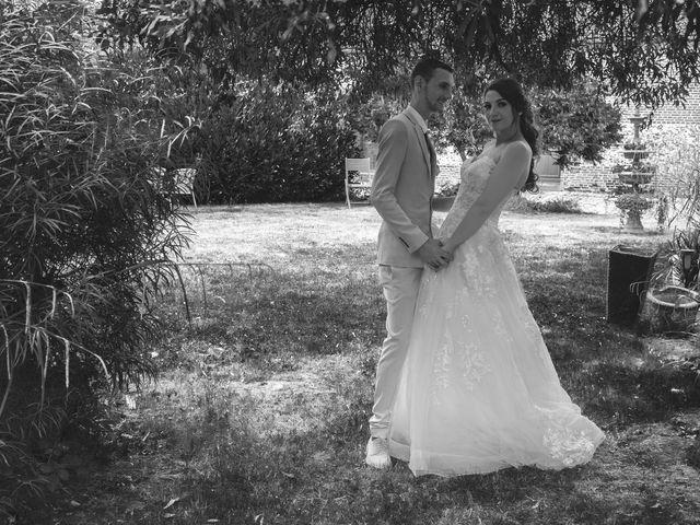 Le mariage de Jeremy  et Lou à Ghissignies, Nord 18