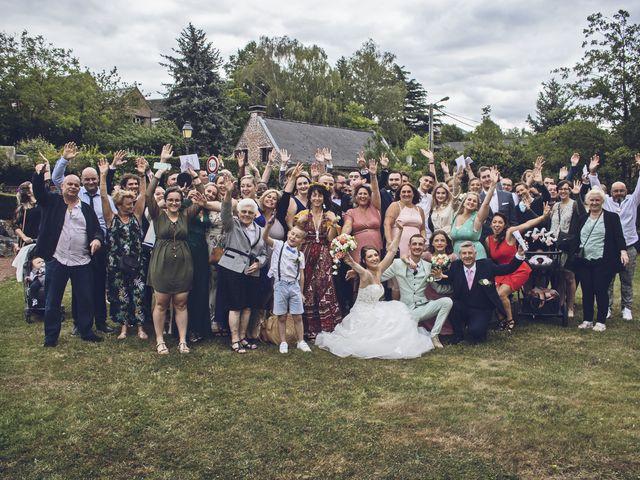 Le mariage de Jeremy  et Lou à Ghissignies, Nord 19