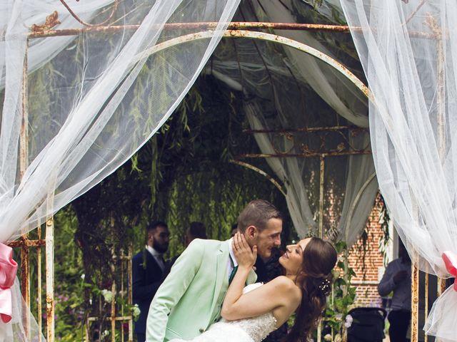 Le mariage de Jeremy  et Lou à Ghissignies, Nord 27
