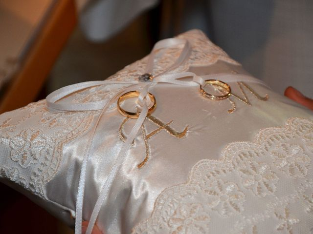 Le mariage de Alexis et Marjorie à Notre-Dame-de-Gravenchon, Seine-Maritime 2