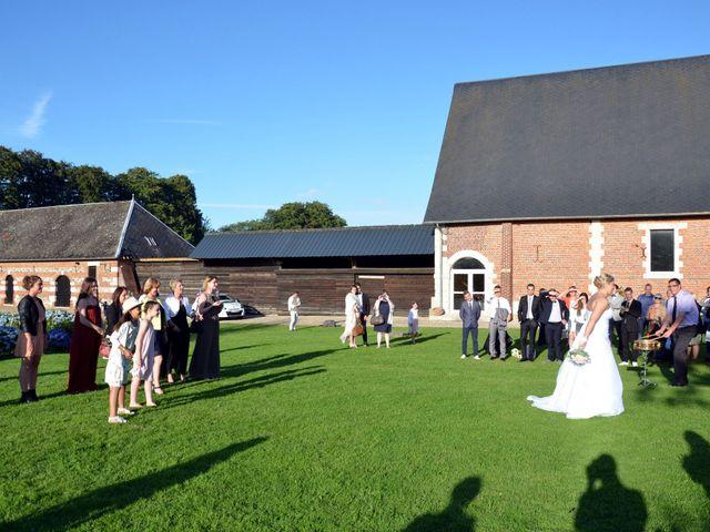 Le mariage de Alexis et Marjorie à Notre-Dame-de-Gravenchon, Seine-Maritime 18