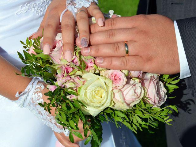 Le mariage de Alexis et Marjorie à Notre-Dame-de-Gravenchon, Seine-Maritime 20