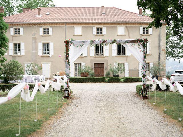 Le mariage de Pierre et Juy à Lapeyrouse-Mornay, Drôme 6