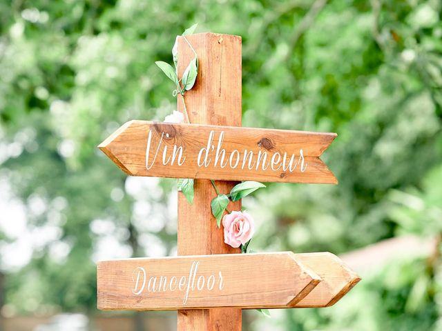 Le mariage de Pierre et Juy à Lapeyrouse-Mornay, Drôme 10