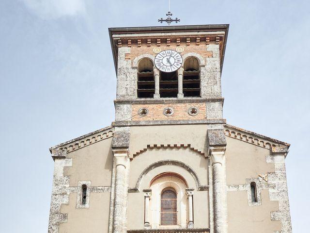 Le mariage de Pierre et Juy à Lapeyrouse-Mornay, Drôme 20