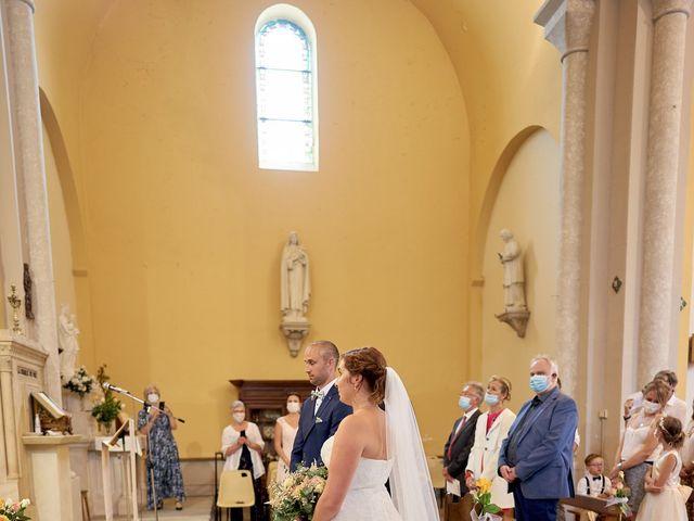 Le mariage de Pierre et Juy à Lapeyrouse-Mornay, Drôme 21