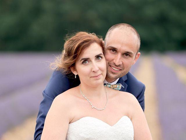 Le mariage de Pierre et Juy à Lapeyrouse-Mornay, Drôme 25