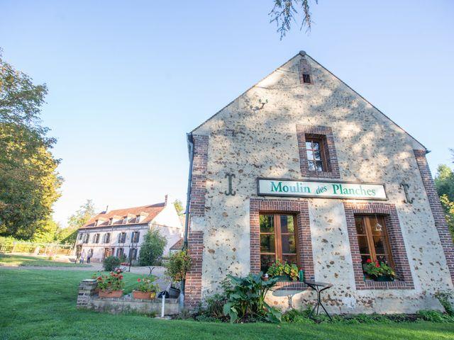 Le mariage de Benoit et Sabrina à Senonches, Eure-et-Loir 3