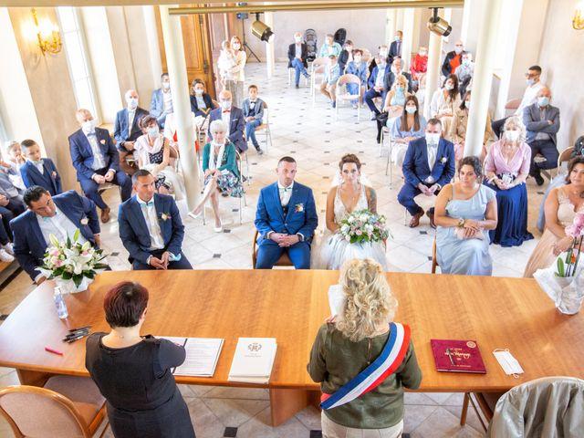 Le mariage de Benoit et Sabrina à Senonches, Eure-et-Loir 52
