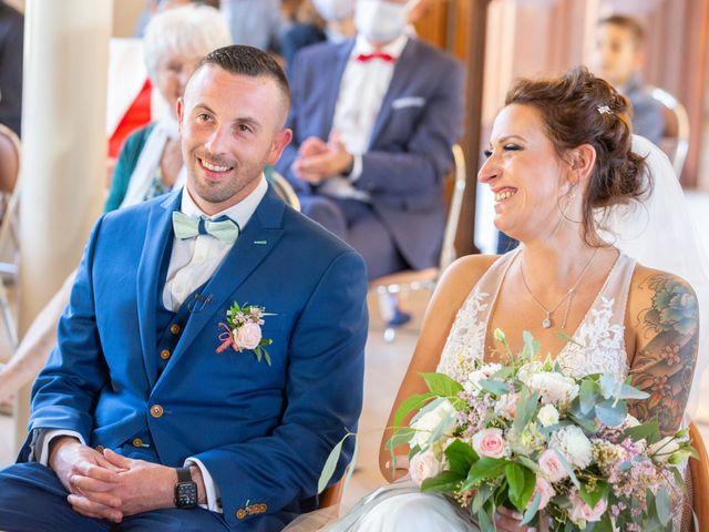 Le mariage de Benoit et Sabrina à Senonches, Eure-et-Loir 53