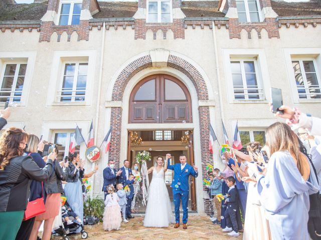 Le mariage de Benoit et Sabrina à Senonches, Eure-et-Loir 54