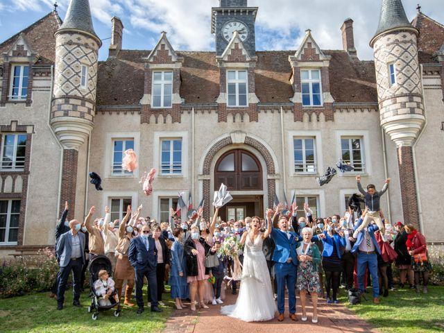 Le mariage de Benoit et Sabrina à Senonches, Eure-et-Loir 56