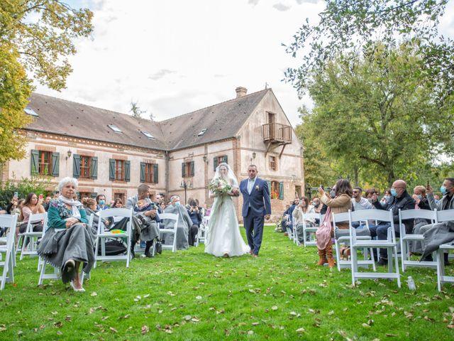 Le mariage de Benoit et Sabrina à Senonches, Eure-et-Loir 71