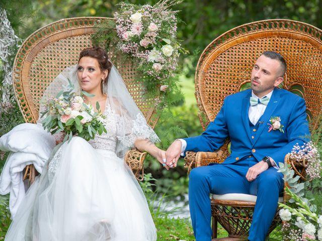 Le mariage de Sabrina et Benoit