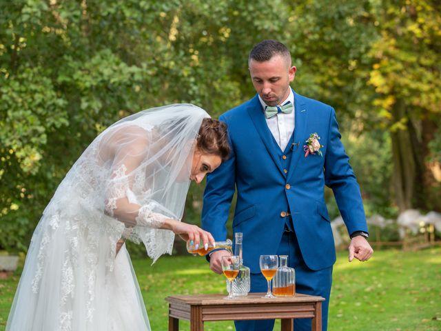 Le mariage de Benoit et Sabrina à Senonches, Eure-et-Loir 89