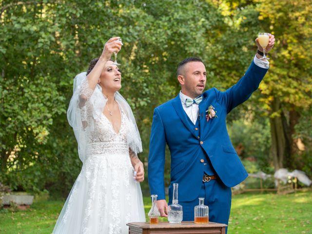Le mariage de Benoit et Sabrina à Senonches, Eure-et-Loir 91