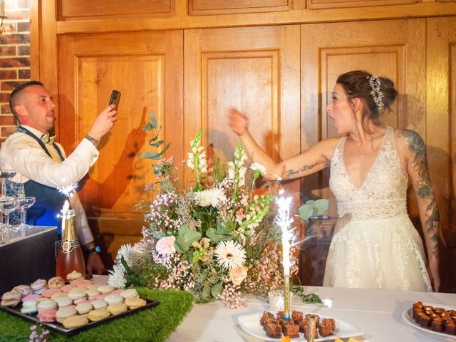 Le mariage de Benoit et Sabrina à Senonches, Eure-et-Loir 131