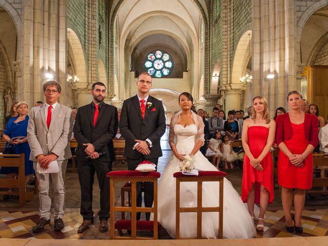 Le mariage de Ludovic et Iris à Orgeval, Yvelines 13