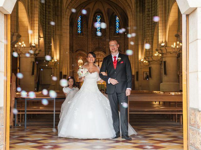 Le mariage de Ludovic et Iris à Orgeval, Yvelines 16