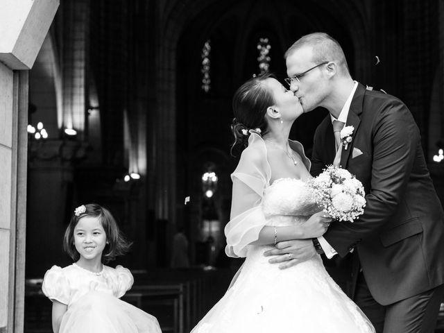 Le mariage de Ludovic et Iris à Orgeval, Yvelines 18