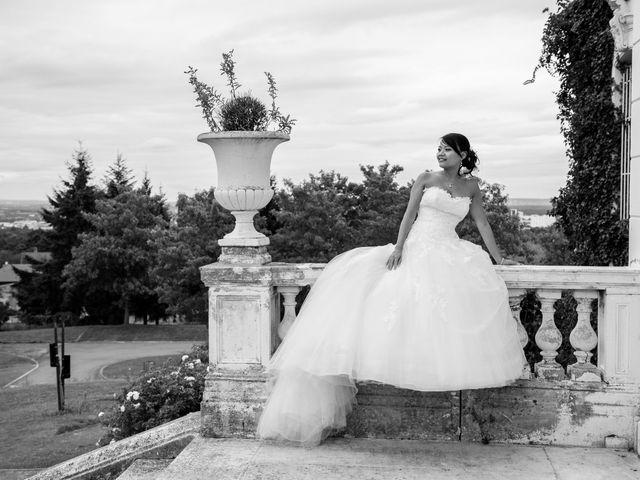 Le mariage de Ludovic et Iris à Orgeval, Yvelines 21